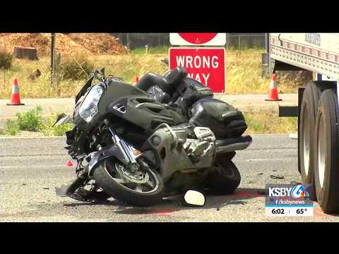 UPDATE: Motorcyclist killed in Santa Maria traffic collision