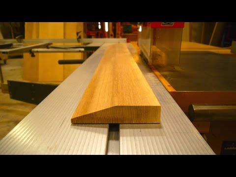 How To Make Your Own Door Sill Youtube