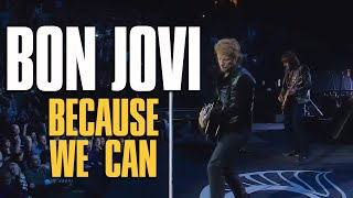 Bon Jovi Because We Can Subtitulado