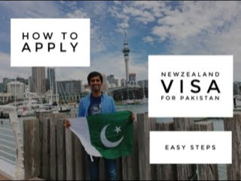 New Zealand Visa for Pakistan