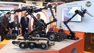 ECA Group at Milipol 2017: Introducing new innovative security solutions