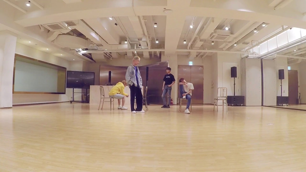 SHINee 샤이니 '데리러 가 (Good Evening)' Dance Practice [V LIVE]