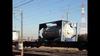 鹿島貨物76レ EF65-1089