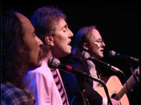 Crosby, Stills & Nash (Live) -Black Bird