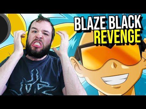 BASTIEN JE TE DÉTESTE - Pokémon BLAZE BLACK NUZLOCKE REVENGE #2