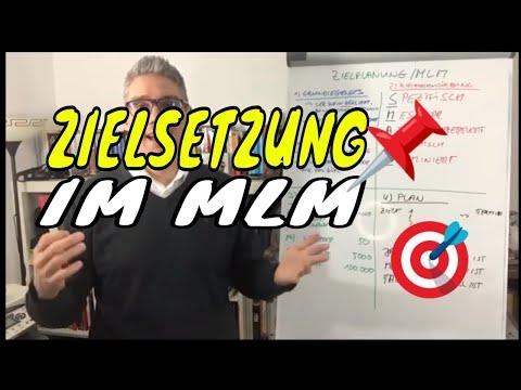 Zielsetzung im MLM - unabdingbar für deinen Erfolg im Network Marketing
