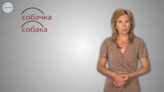 Русский язык 2 класс. Суффиксы слов, называющих предметы и признаки