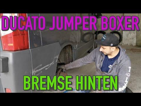 bremse-hinten-erneuern-fiat-ducato-citroen-jumper-peugeot-boxer-|-krisgarage
