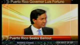 Puerto Rico Seeks Bailout