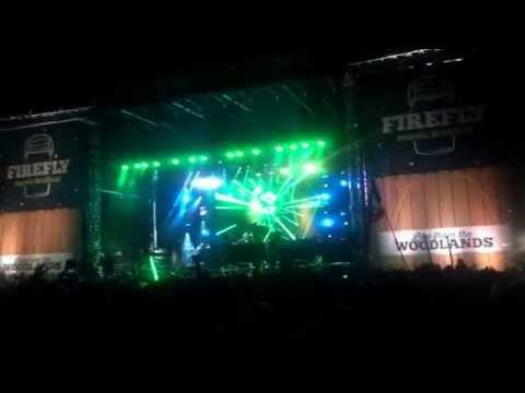 Firefly 2015 Kygo - Don't Stop Believin' MYNGA remix