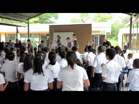 Costa Rica Mission Trip 2015 (Burlington Efree Youth Group)