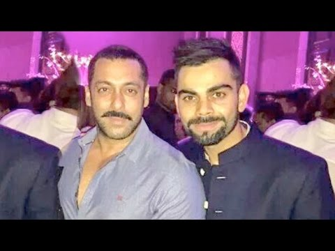 Salman Khan And Virat Kohli To Work Together!