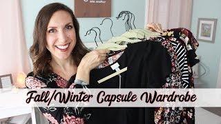 CAPSULE WARDROBE | Fall and Winter 2018