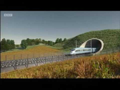 West Midlands: HS2 gets the final go-ahead - Part 1 of 2 (BBC)