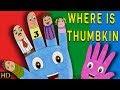 Where Is Thumbkin ఎక కడ Thumbkin ఉ ద Nursery Rhymes For Children Shemaroo Kids Telugu mp3