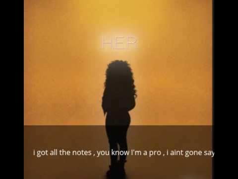 H.E.R - say it again lyrics