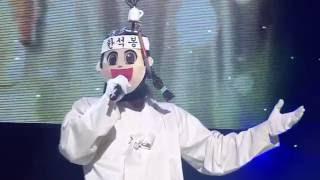 [FULL]비투비 서은광 (석봉이) BTOB Seo EunKwang - 눈물 Tears (160911복면가왕 King of masked singer)