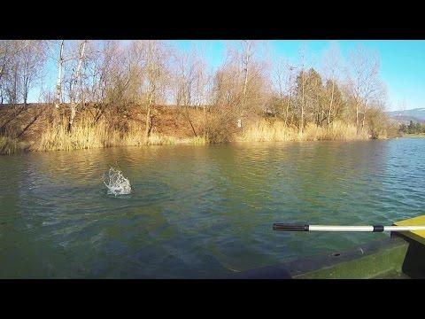 Pêche Mouche En Réservoir (HD)
