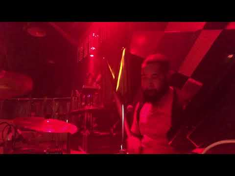 Be On It Live in Bangkok Thailand! (Drum cam)