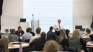 Dylan Wiliam: The Two Most Important Levers For Improving Education