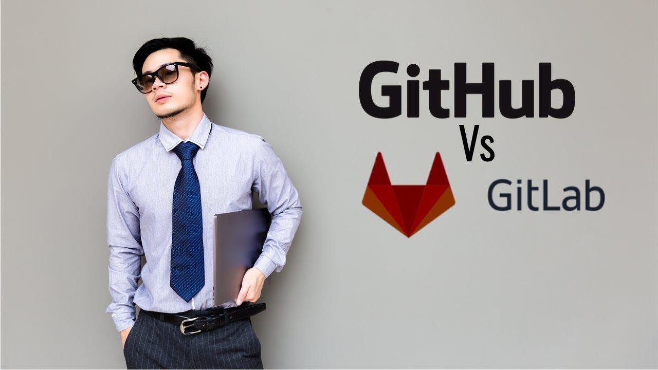 Github vs. Gitlab
