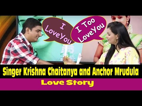 Special Chit Chat With Celebrity Couples | Singer Krishna Chaitanya And Anchor Mrudula | 10TV