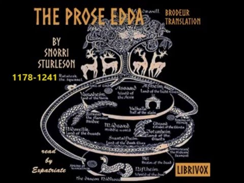 The Prose Edda 1230 Brodeur Translation 1916