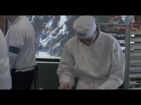 High school students compete in culinary competition at MSU