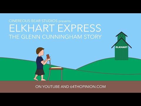 Elkhart Express: The Glenn Cunningham Story