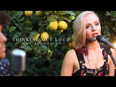 Thinking Out Loud Ed Sheeran  Madilyn Bailey & MAX  Acoustic  Download  iTunes