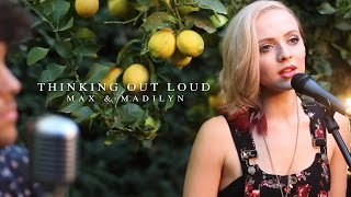 Скачать Thinking Out Loud Ed Sheeran Madilyn Bailey MAX LIVE Acoustic Download On ITunes