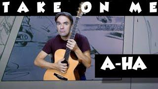 Take On Me -  A-ha  -  Le tuto Guitare Facile