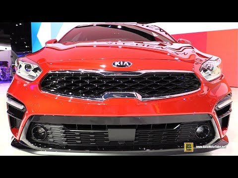 2019 KIA Forte - Exterior and Interior Walkaround - 2018 Detroit Auto Show