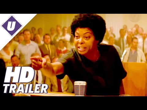 The Best of Enemies - Official Trailer (2018) | Taraji P. Henson, Sam Rockwell