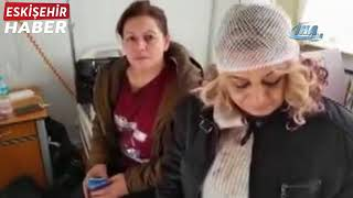 Eskişehir Haber- Kazadan kurtulan yolcular