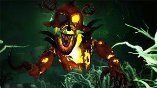 La Version Mas Terrorifica de Foxy Me Persigue...Nuevo GRIM FOXY |Five nighst at freddy's The bunker