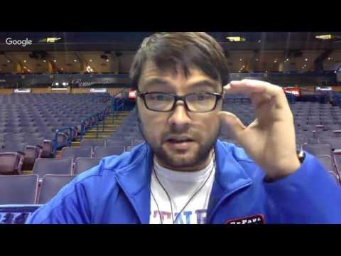 EMISIÓN DE PRUEBA-HABLEMOS DE NCAA @Scottrade Center Saint Louis, Missouri