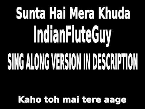 Sunta Hai Mera Khuda / Sollayo Solakkili FLUTE ( P