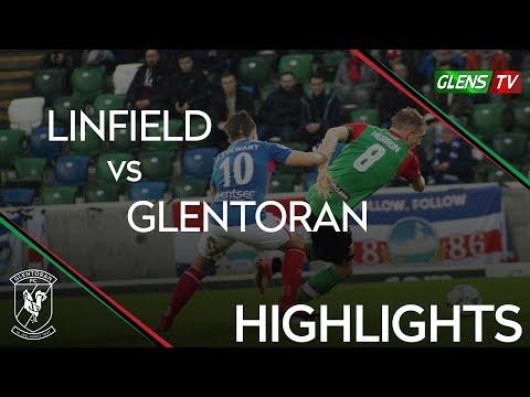 Linfield vs Glentoran - 26th December 2018