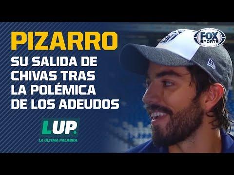 """Rodolfo Pizarro: """"Nunca me dieron las gracias"""" en Chivas"""