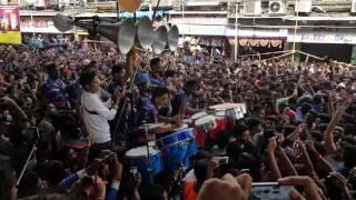 Lalbaug Beats at Chinchpokli cha chintamani Aagman Sohala 2016