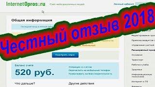 internetopros.ru відгуки 2018. Опитування за Гроші. Інтернет опитування. Заробіток на опитуваннях. Платний опитування.