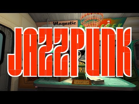 Lets Play: JazzPunk E.P.3 - Best Mini Game EVER!