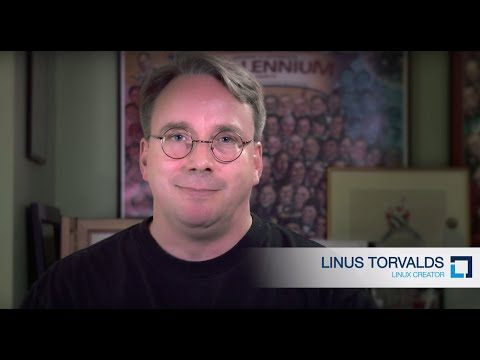 Linus Torvalds: Why Choose a Career in Linux and Open Source