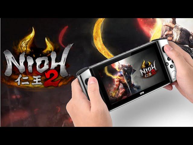 GPD Win 3 - Nioh 2 Complete Edition