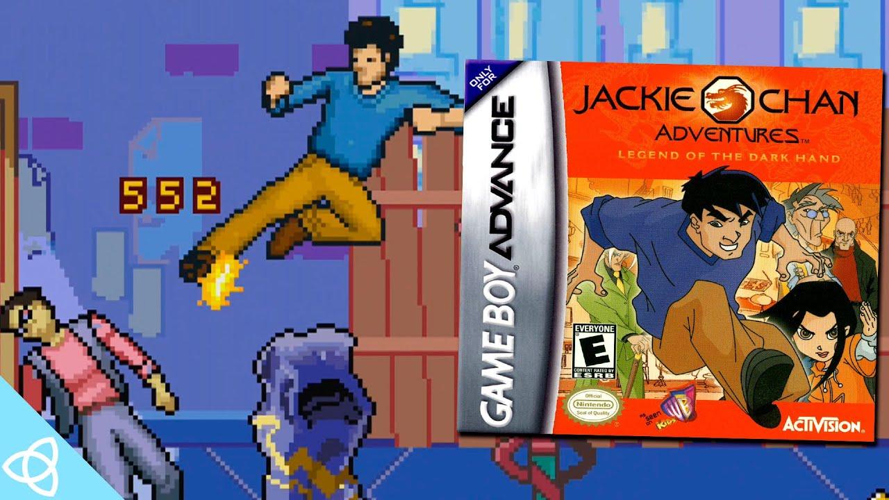 Jackie Chan Adventures: Legend of the Dark Hand (GBA Gameplay)   Forgotten Games #137