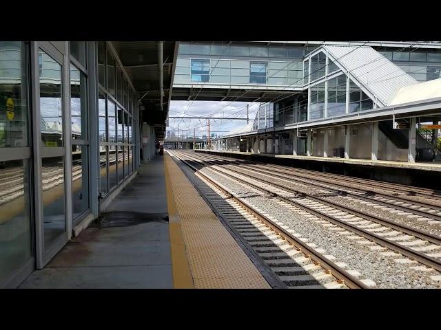 Amtrak (timelapse)