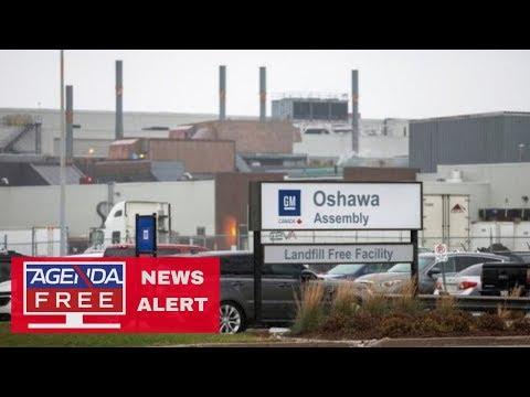 GM Closing Plants in Ohio, Detroit, Ontario - LIVE COVERAGE