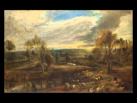 Bach: Musical Offering, VIII. Canon I. a 2. Canon cancrizans (flute, violin, organ)