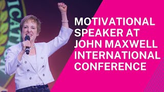 John Maxwell International Conference 2019 | Desi Payne